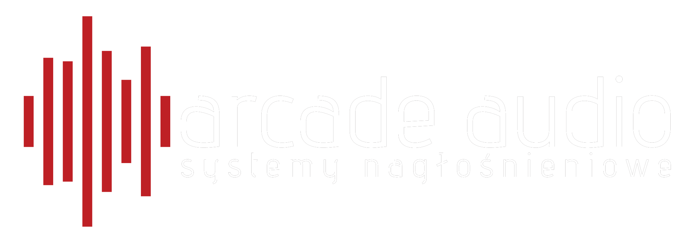 Logo - Arcade Audio sp. z o.o.