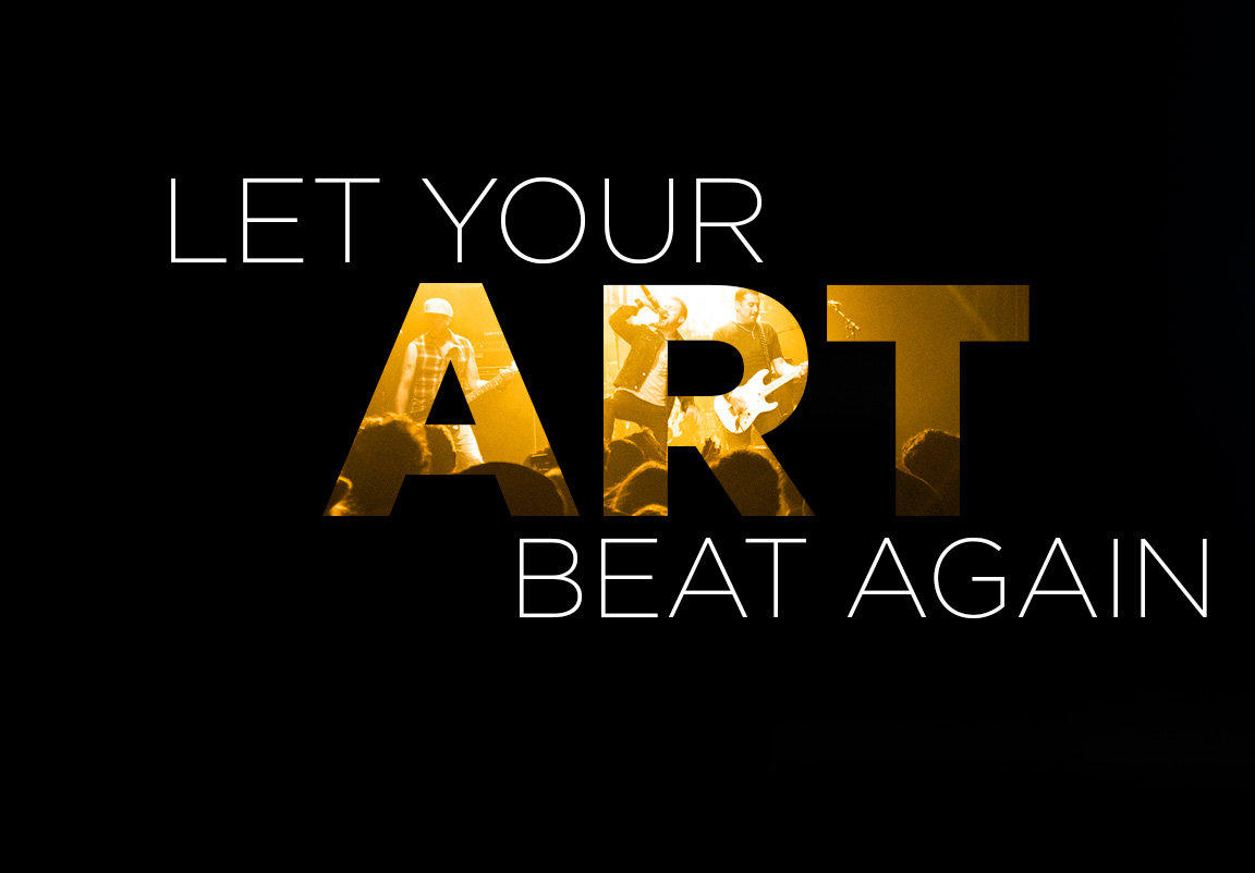 Lets your ART beat again