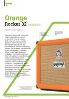Orange%20Rocker%2032%20w%20Top%20Guitar - Zdjęcie 1